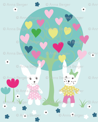 rabbit-tree