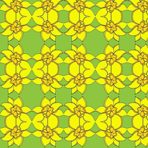 Daffodil Green