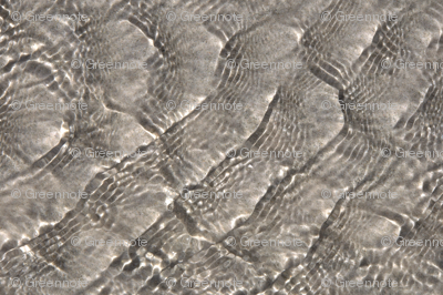 Water ripples over sand (large)
