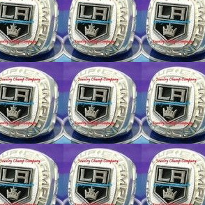 2012 LA Kings Championship Ring- TIFFANY