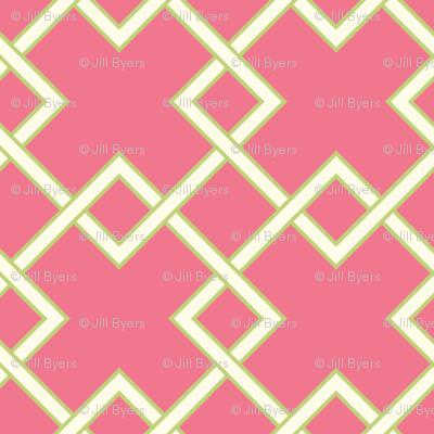 lattice pink