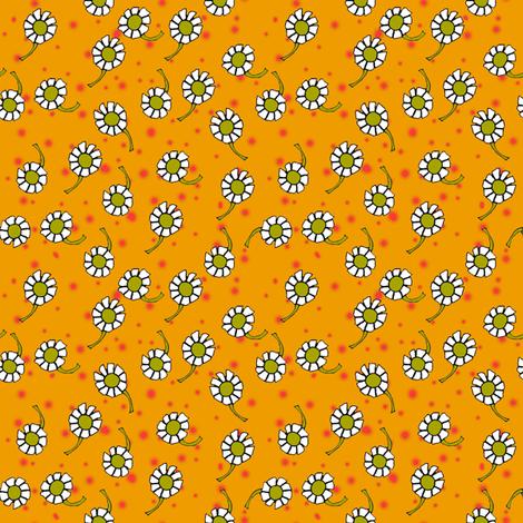 flowers fabric by joojoostrees on Spoonflower - custom fabric