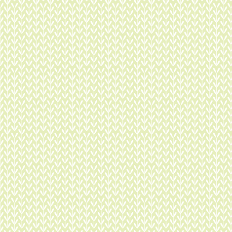 Garden Leaves green fabric by jillbyers on Spoonflower - custom fabric