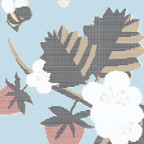 ASCII Art Berries for Fabric8