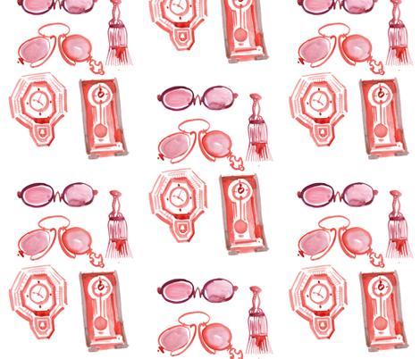 cestlaviv_more finds fabric by cest_la_viv on Spoonflower - custom fabric