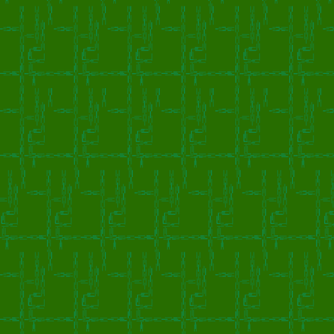 Pac Man Print5 fabric by jenn_kwong on Spoonflower - custom fabric