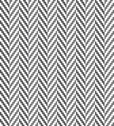 Aztec_Chevron_Charcoal fabric by crisbucknall on Spoonflower - custom fabric