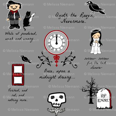 Little Poe Nevermore