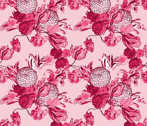 Mid_century_modern_floral___pink_and_cranberry___peacoquette_designs___copyright_2015_shop_preview