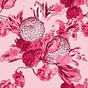 Mid_century_modern_floral___pink_and_cranberry___peacoquette_designs___copyright_2015_shop_thumb