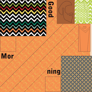 Mug Rug Fat Quarter Kit