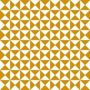 hourglass mustard