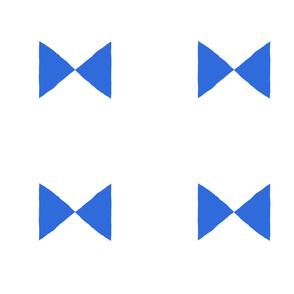 bows_blue