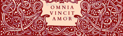 Love Conquers All Red