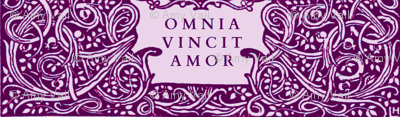 Love Conquers All Violet