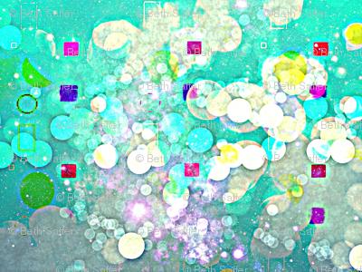 Under the Sea Bubbles