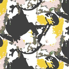 coed_print_watercan_spatters_wheel_dark_green_tan_gold_white-ch