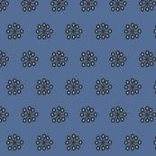 Atomic Spots - Blue