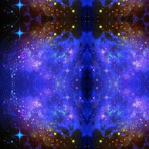 Iris Star Galaxy