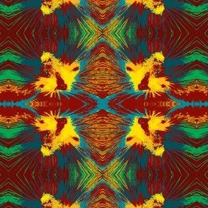 Parrot explosion
