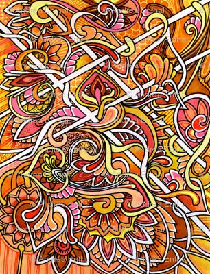 The Orange of Autumn