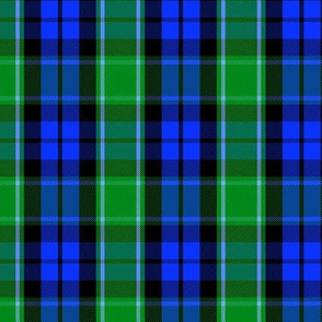 Graham of Menteith clan tartan (modern colors)