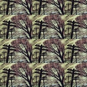 Trees - Comic Book