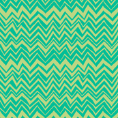 Heidi Chevron Green