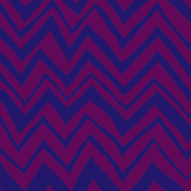 Heidi Chevron Purple