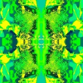 Abstract8-green