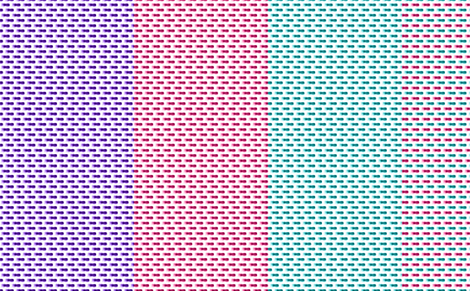 Pineapples on white - purple, magenta / pink  and teal / green fabric by thecumulusfactory on Spoonflower - custom fabric