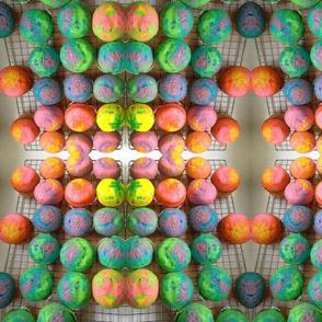 Cupcake Kaleidoscope