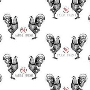 Farm Fresh Chic or Two