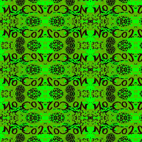 no co2 fabric by dk_designs on Spoonflower - custom fabric