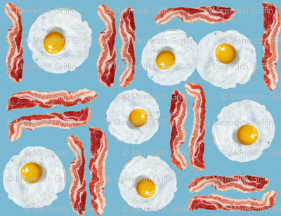 Tiny Bacon 'n Eggs