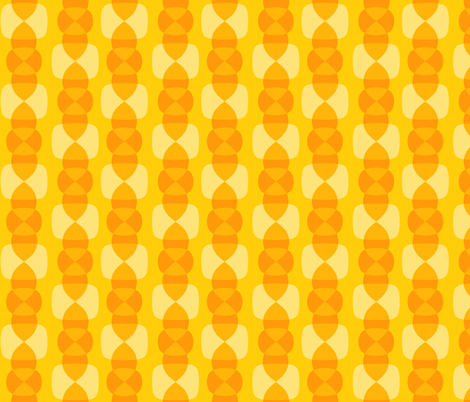 Pop Art Signals fabric by elramsay on Spoonflower - custom fabric