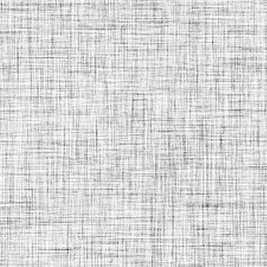 Grey burlap