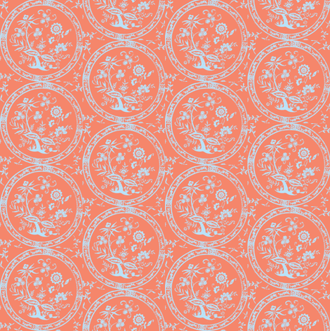 Heirloom Onion fabric by amyvail on Spoonflower - custom fabric