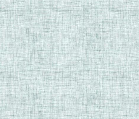 Teal burlap fabric by mezzime on Spoonflower - custom fabric