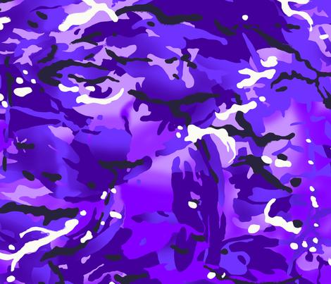MTP Purple Camo fabric by ricraynor on Spoonflower - custom fabric