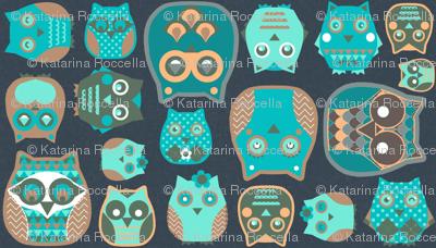 owls emerald