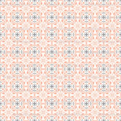 Amara Salmon Pink-Charcoal Grey small 2