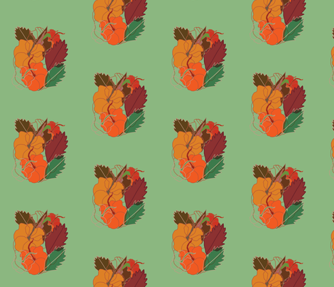 autumnelements fabric by snap-dragon on Spoonflower - custom fabric