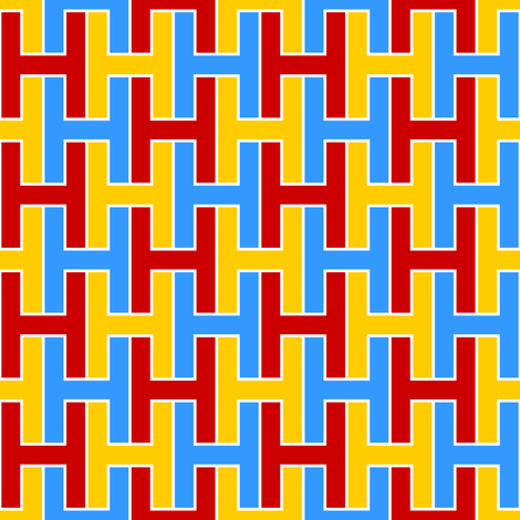 Hx fabric by sef on Spoonflower - custom fabric