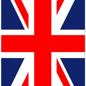 Big Union Jack UK Flag Panel
