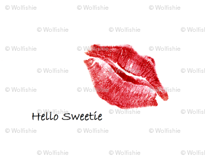 hello sweetie large
