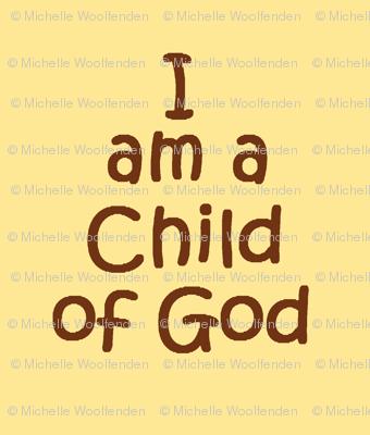 child of God brown