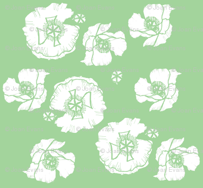 poppies_green