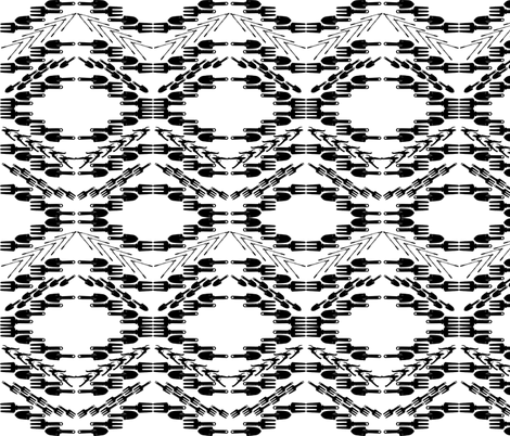 Garden_Tools fabric by allanamay on Spoonflower - custom fabric