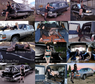 Hearse Girls